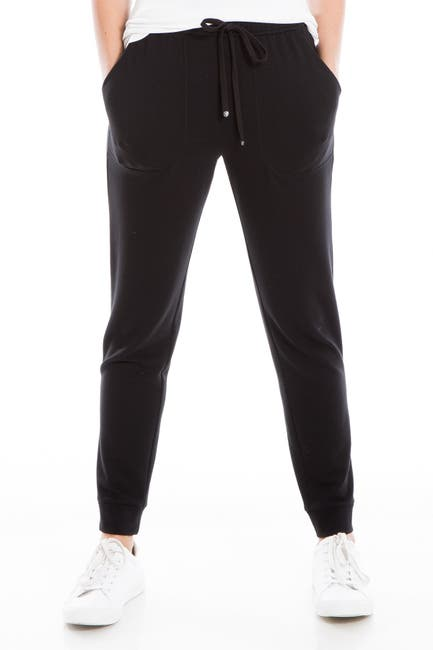 Image of Max Studio French Terry Joggers