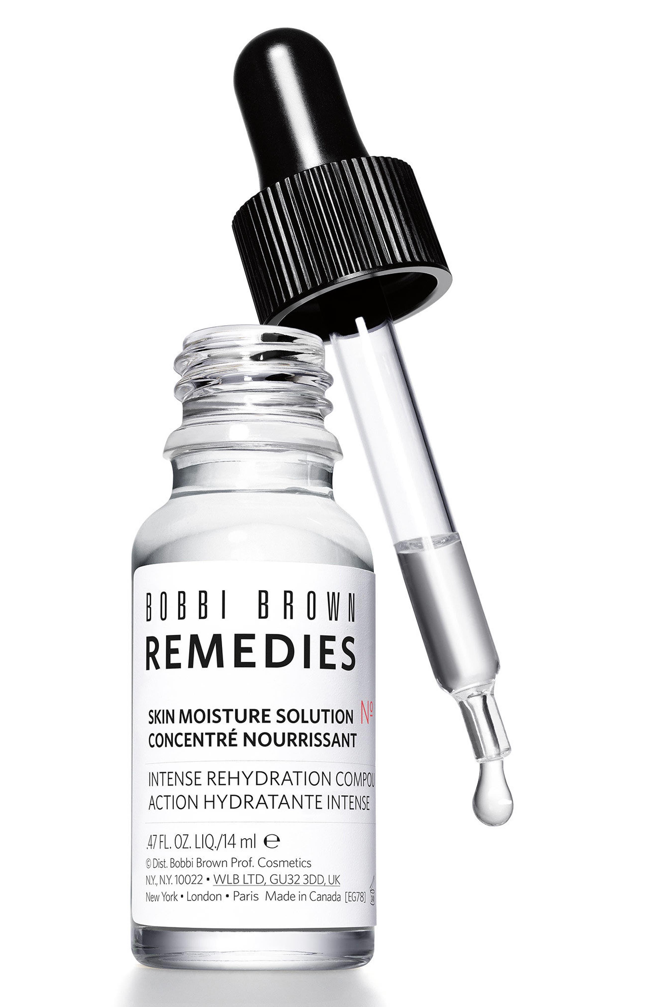 Remedies Skin Moisture Solution Intense Rehydration Compound Serum