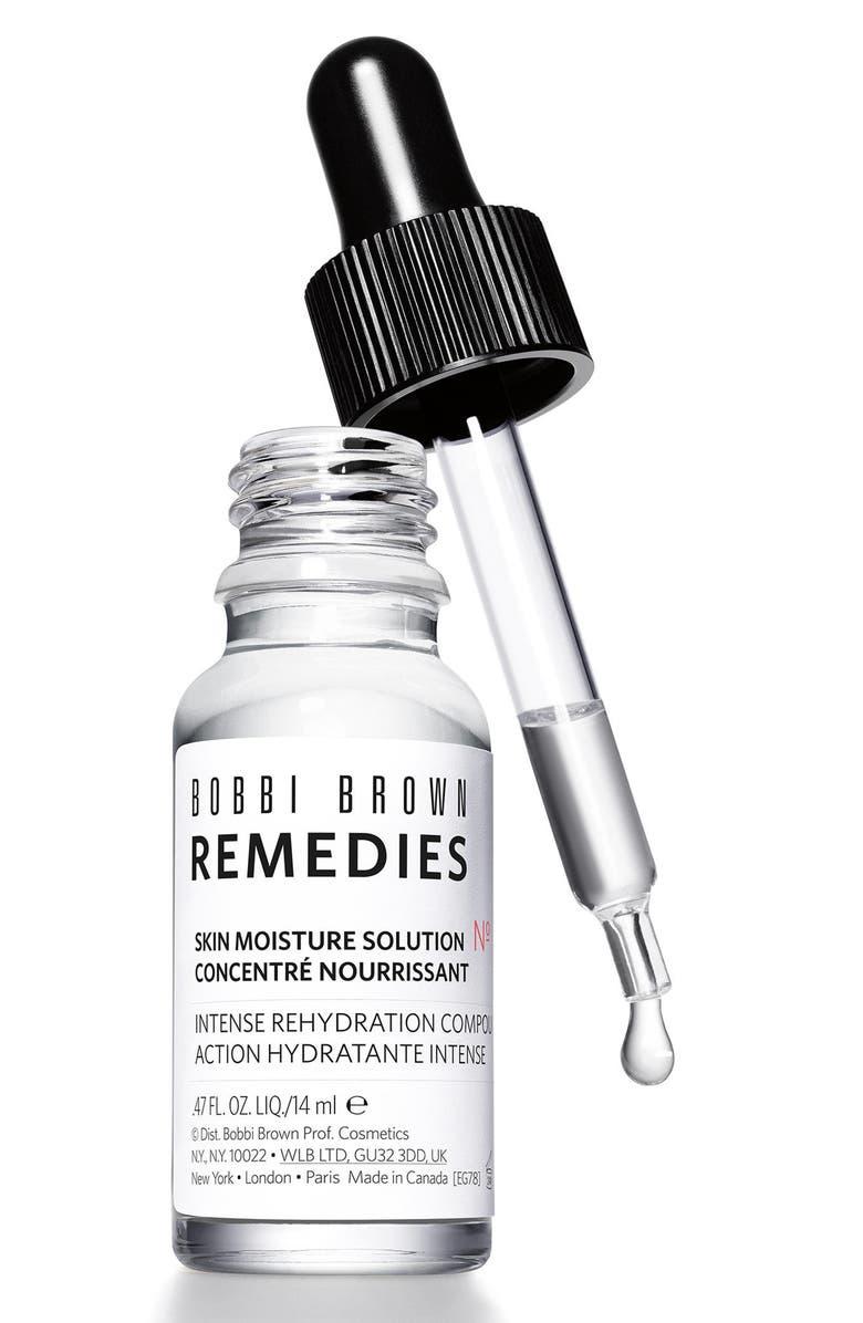 BOBBI BROWN Remedies Skin Moisture Solution Intense Rehydration Compound Serum, Main, color, NO COLOR