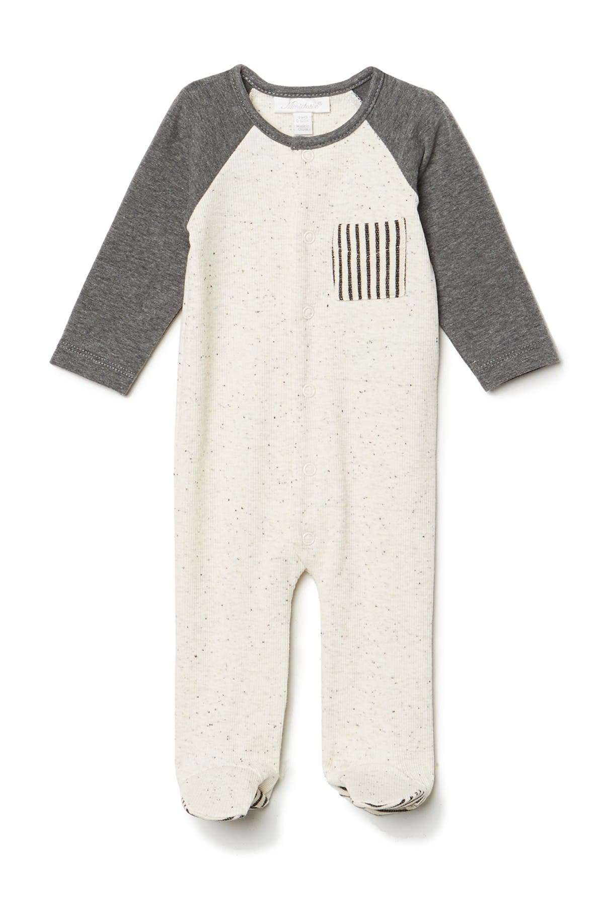 Image of Miniclasix Footed Coverall