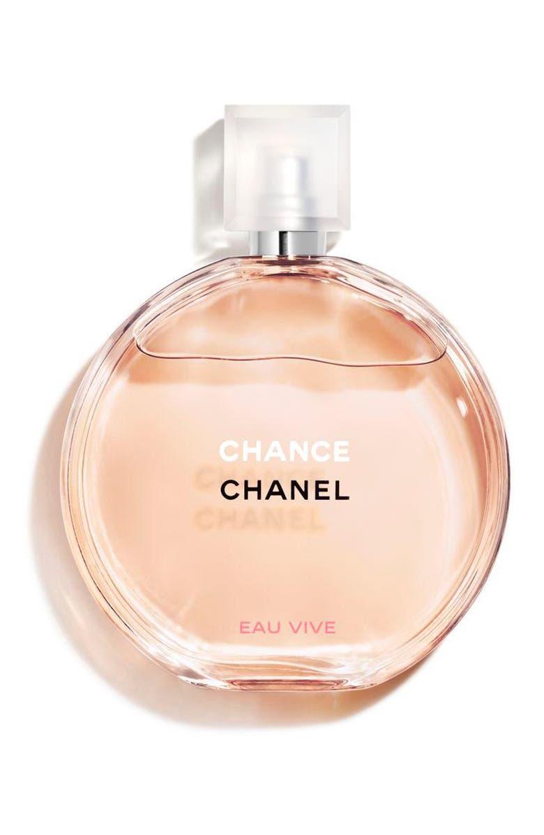 CHANEL CHANCE EAU VIVE<br />Eau de Toilette, Main, color, NO COLOR