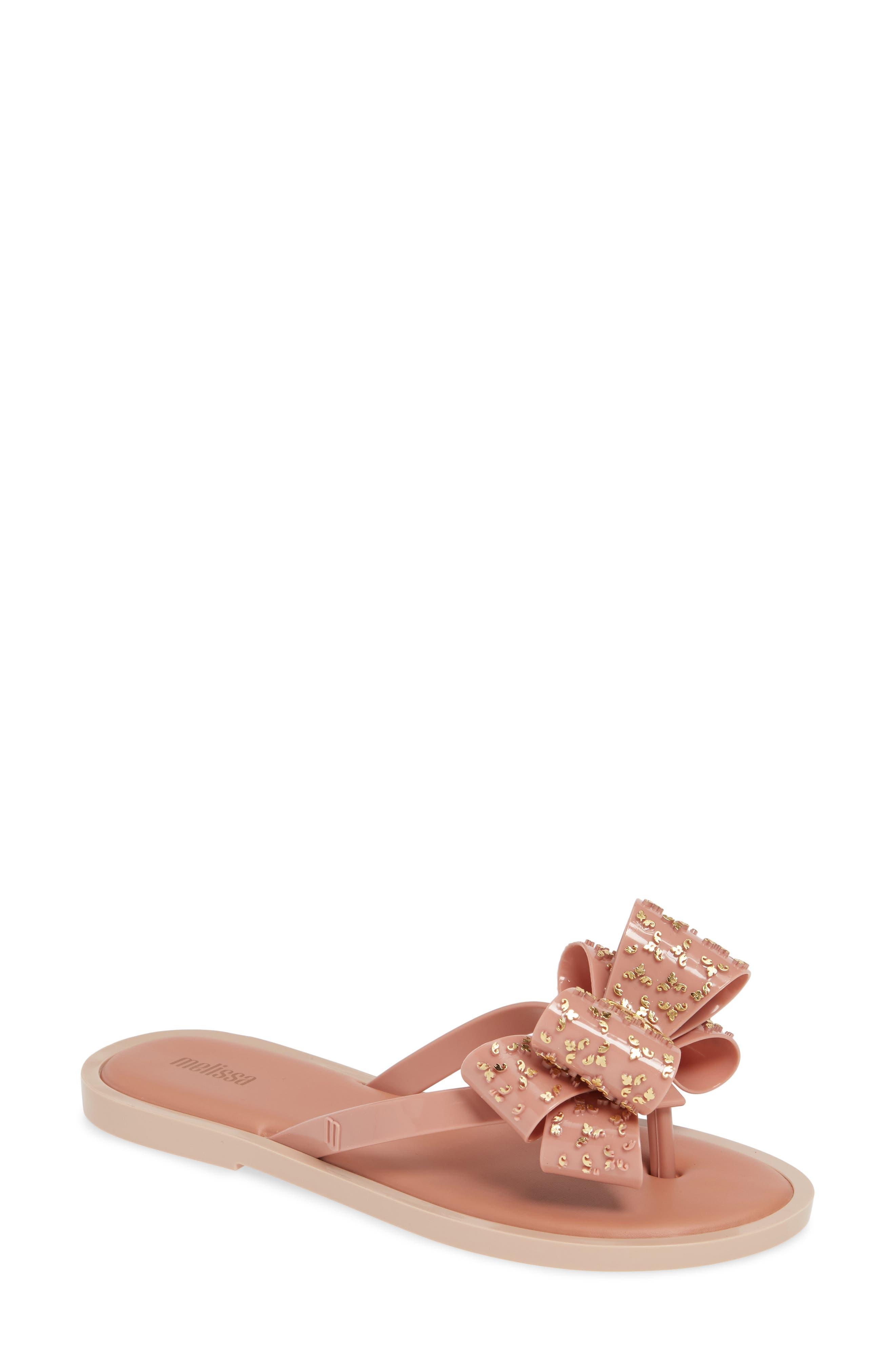 Melissa Sweet Flip Flop, Pink