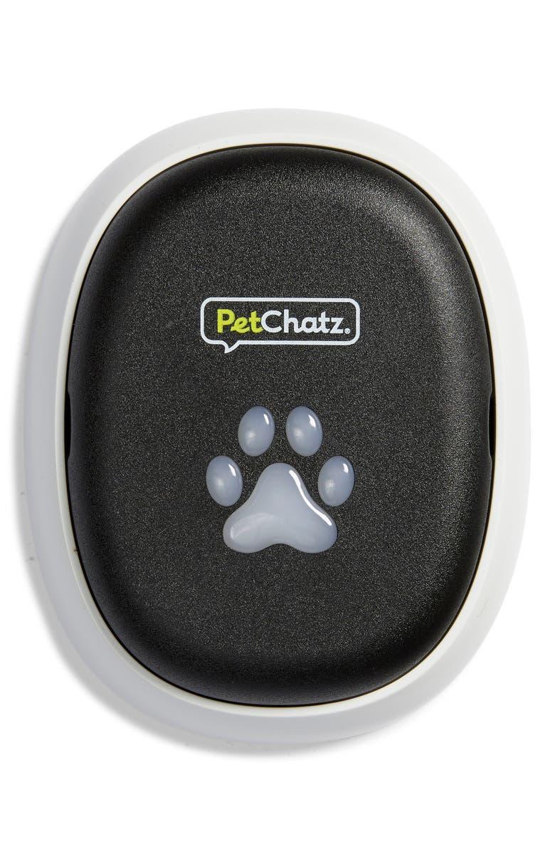 PET CHATZ PetChatz PawCall Button, Main, color, WHITE