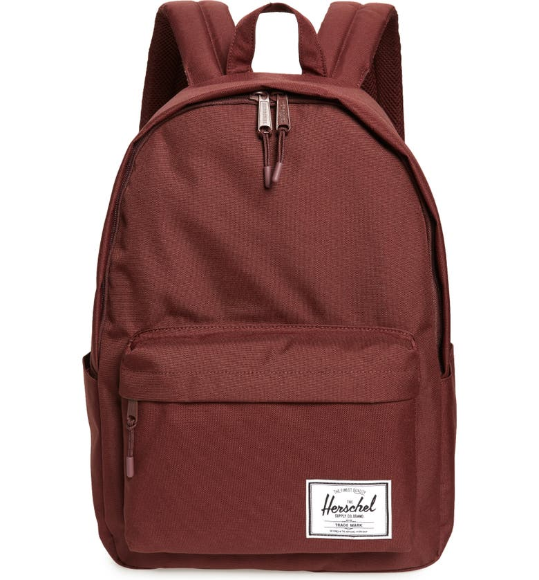 HERSCHEL SUPPLY CO. Purple Classic XL Backpack, Main, color, 522