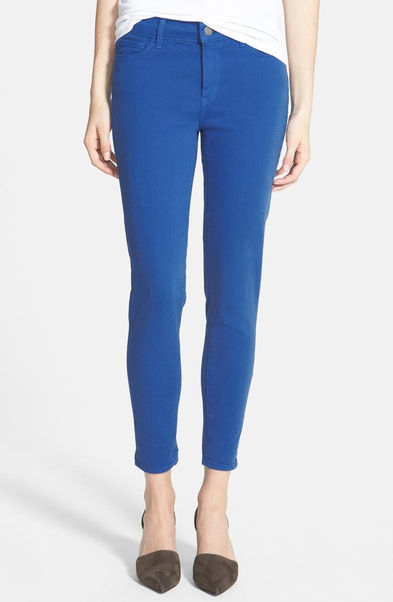 TREASURE & BOND Treasure&Bond Crop Skinny Jeans, Main, color, 400