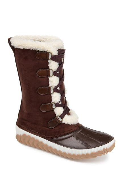 Image of JOURNEE Collection Blizzard Boot