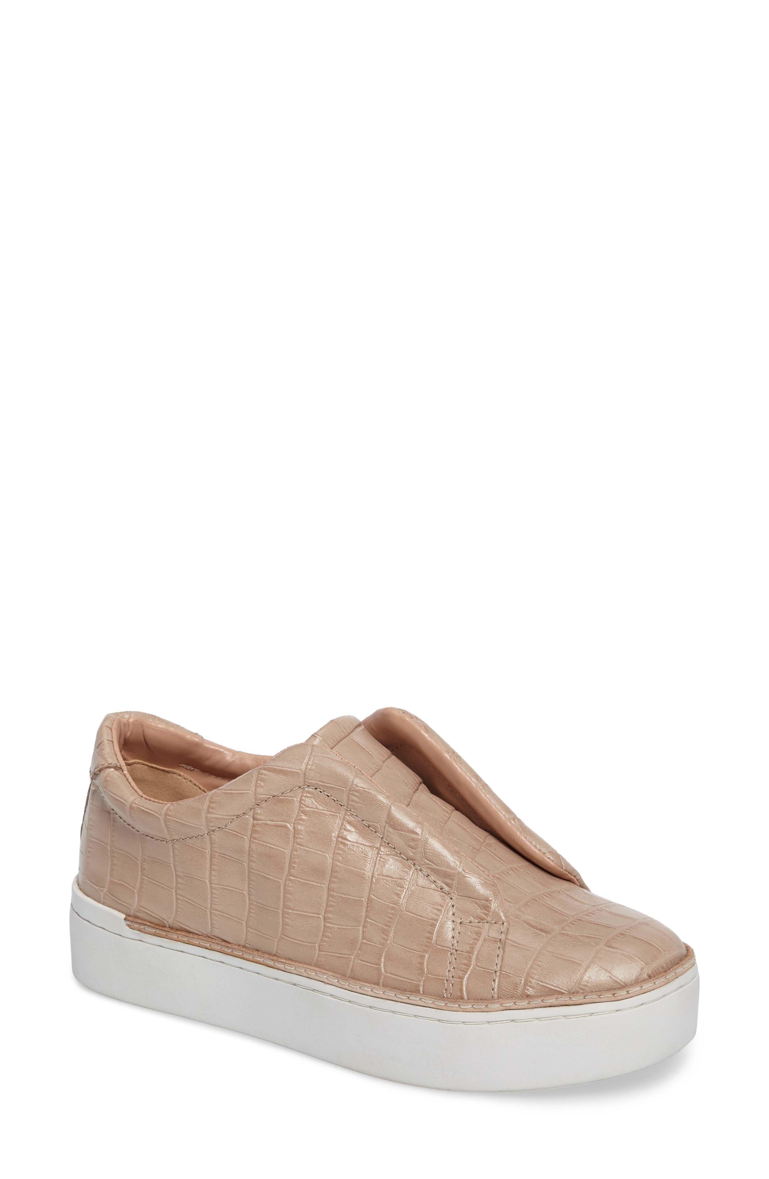 M4D3 Super Slip-On Sneaker- Beige