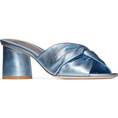 Paige Francesca Slide Sandal, Blue