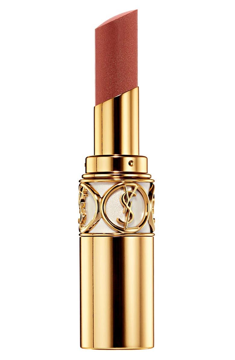 YVES SAINT LAURENT 'Rouge Volupté Pearl' Lipstick, Main, color, 001