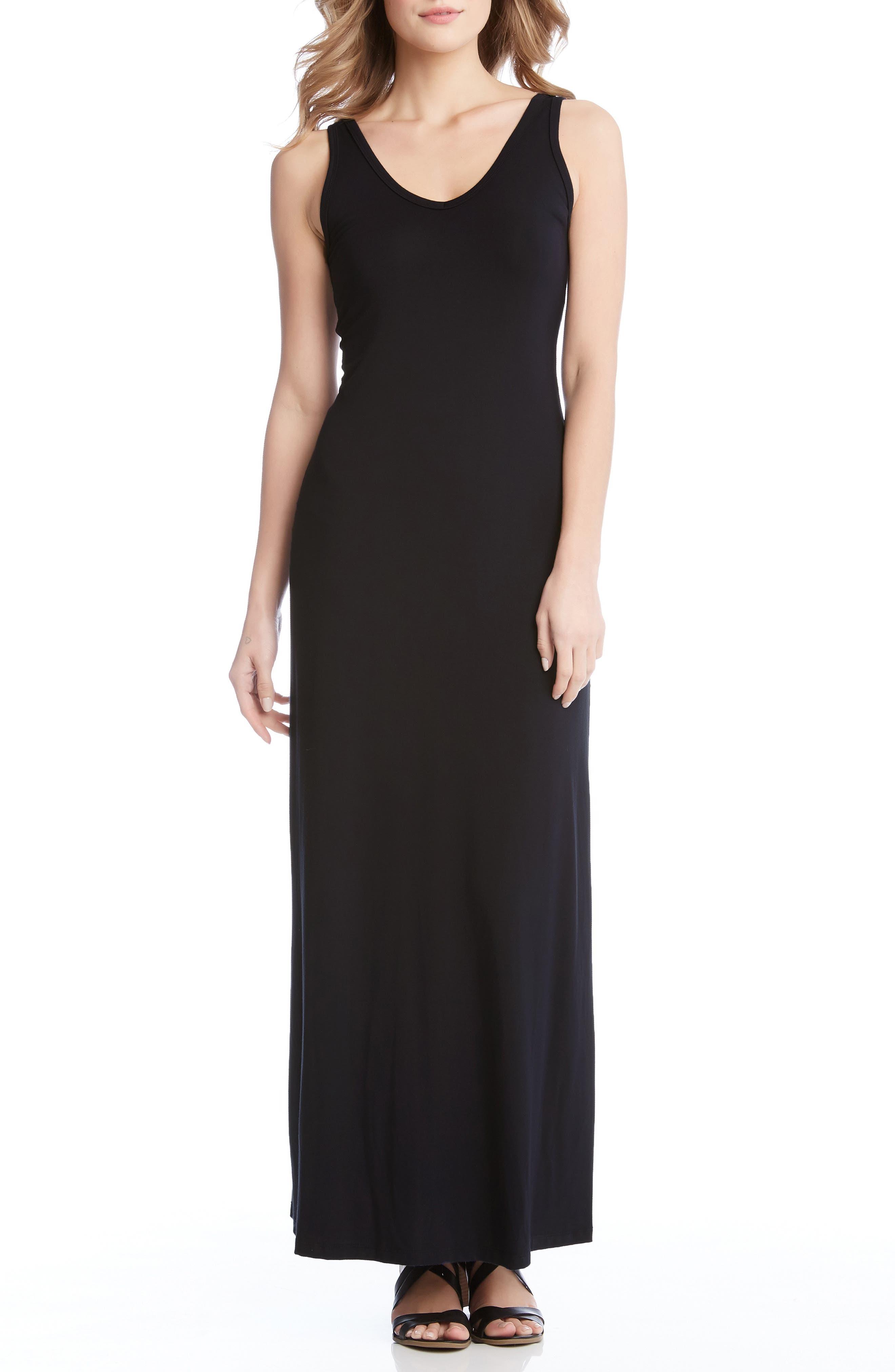 Alana Jersey Maxi Dress