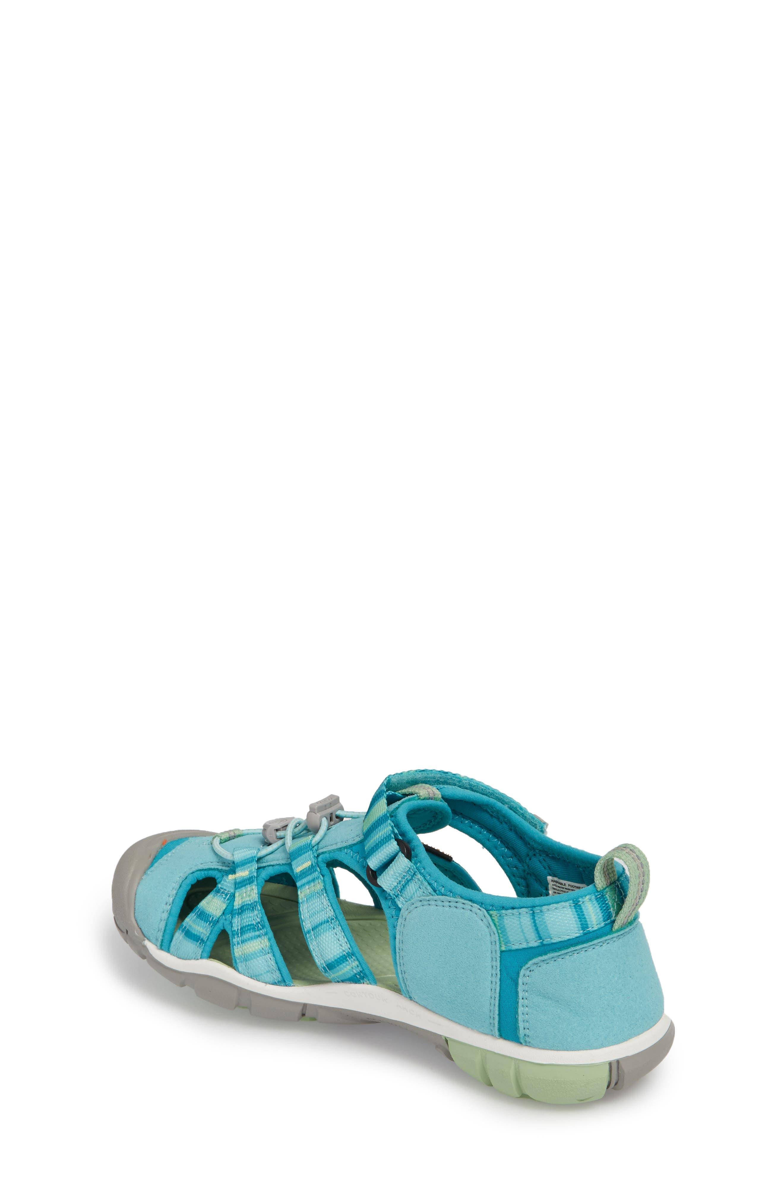 ,                             'Seacamp II' Water Friendly Sandal,                             Alternate thumbnail 169, color,                             406