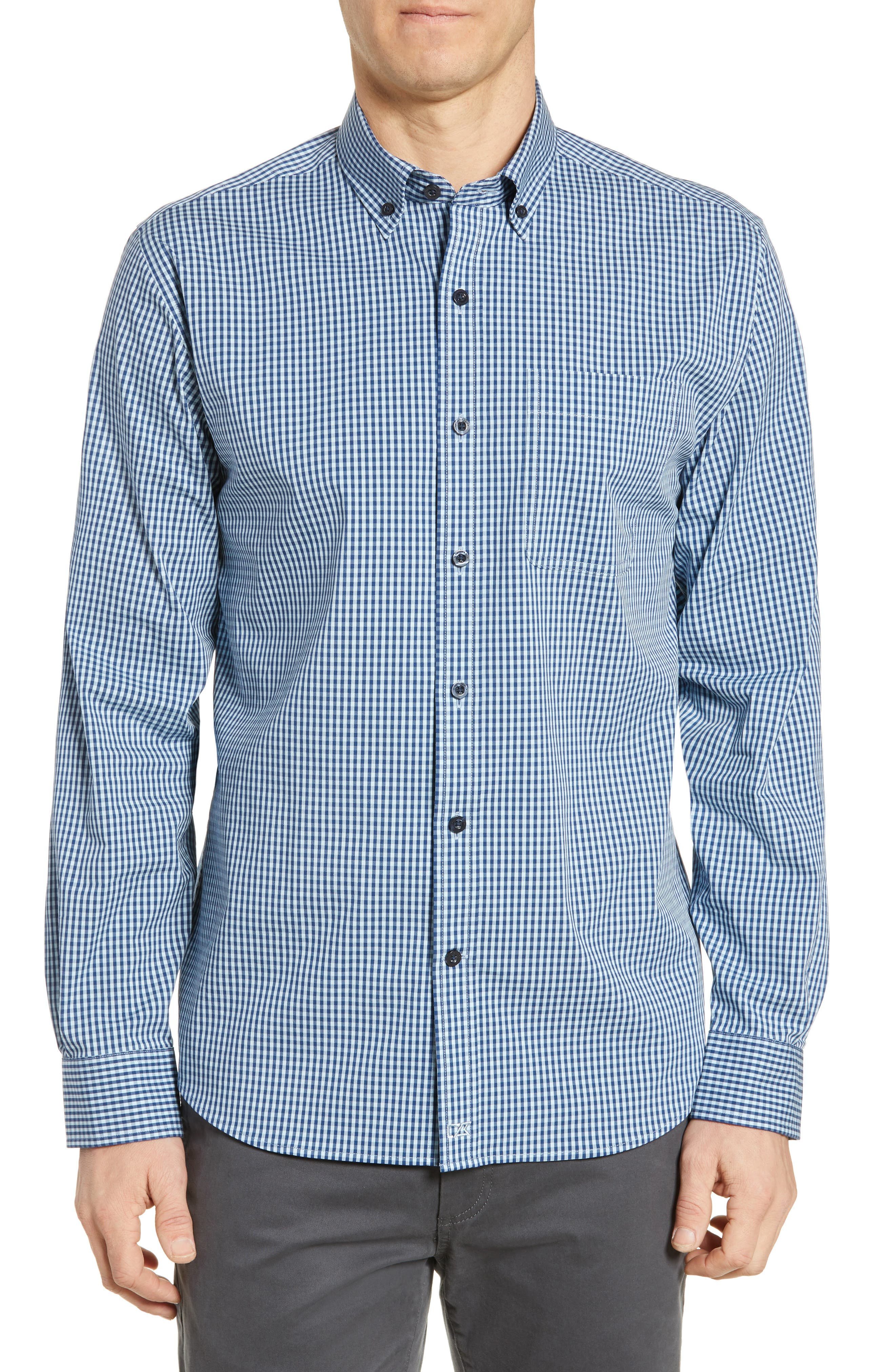 Anchor Classic Fit Gingham Shirt