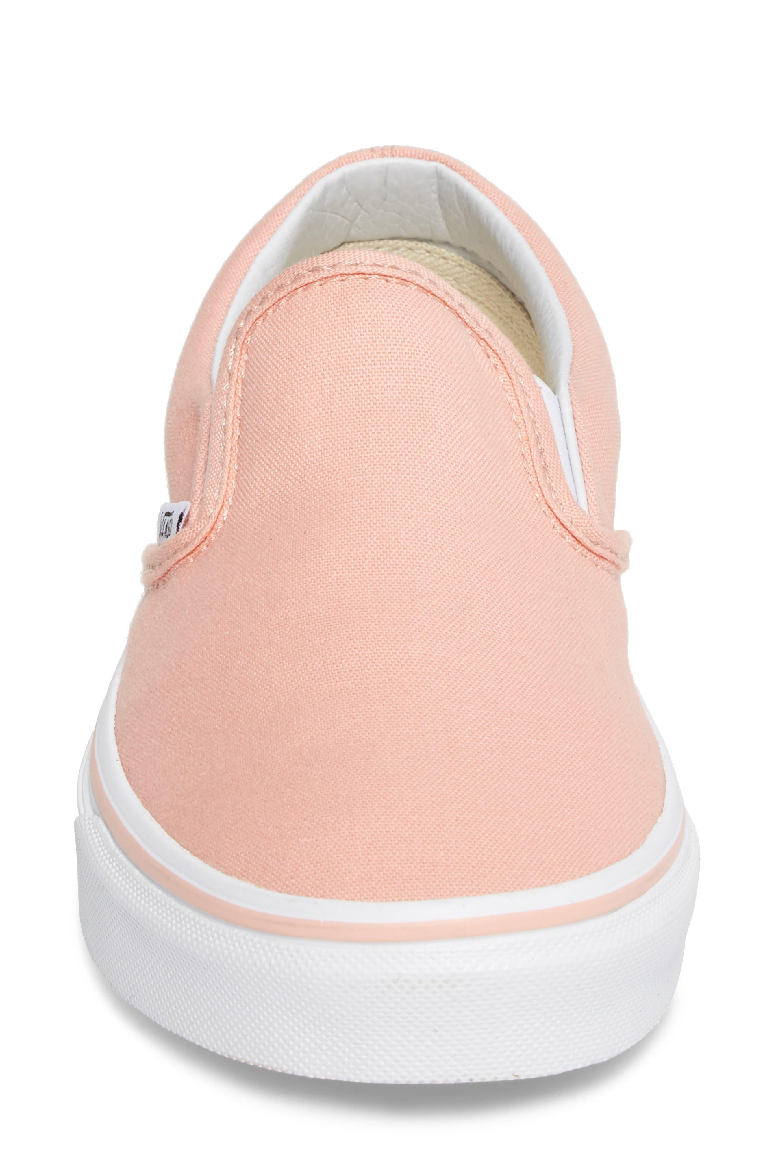 ,                             Classic Slip-On Sneaker,                             Alternate thumbnail 405, color,                             654