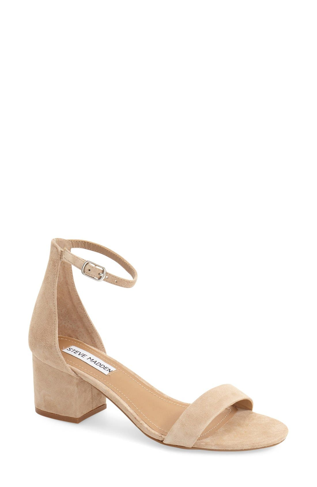 ,                             Irenee Ankle Strap Sandal,                             Main thumbnail 156, color,                             218