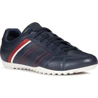 Geox Wells 11 Sneaker, Blue