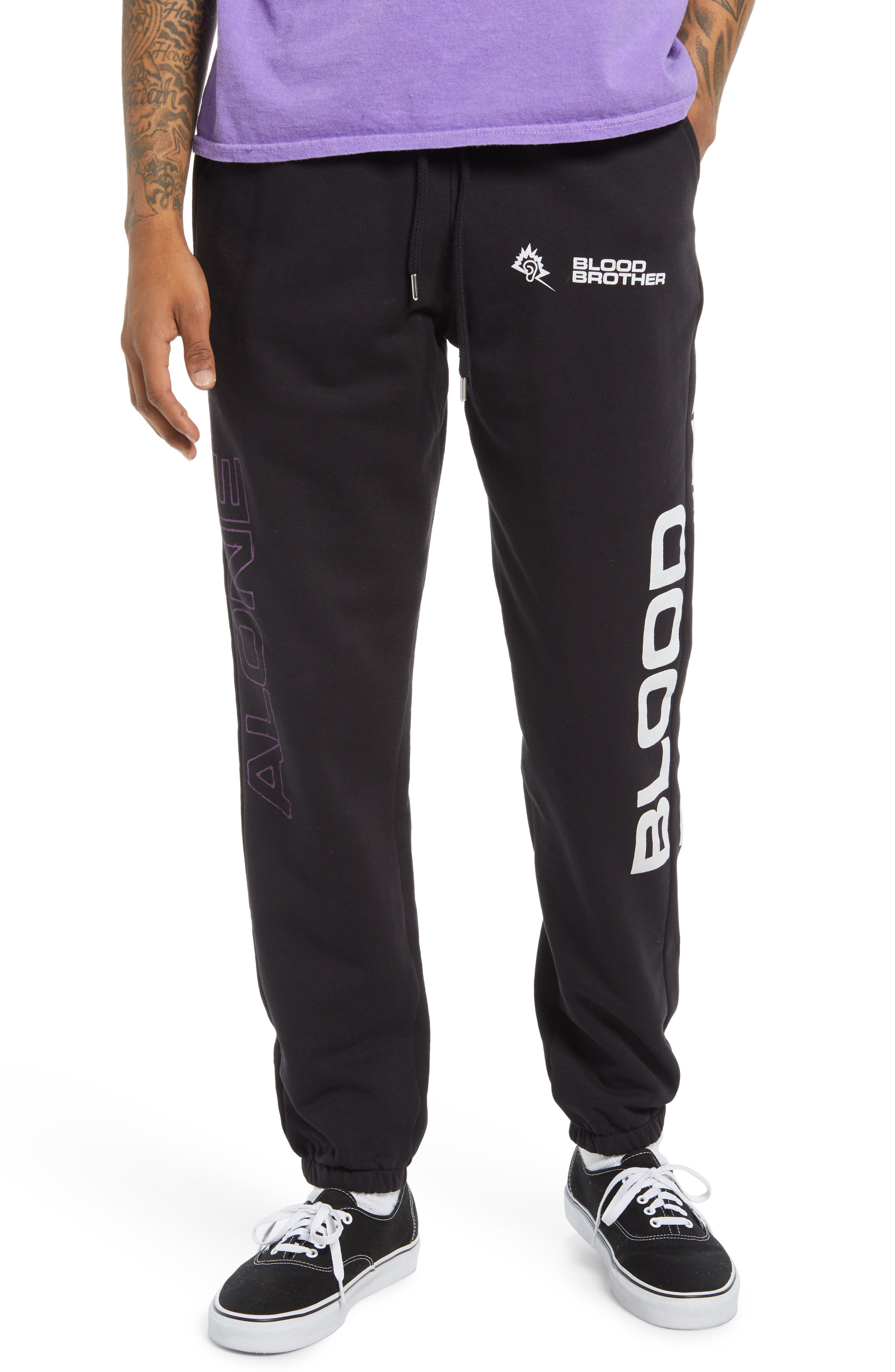 Waterfront 1037 Never Alone Joggers