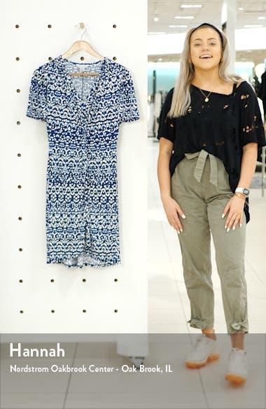 Desi Dots Elbow Sleeve Dress, sales video thumbnail