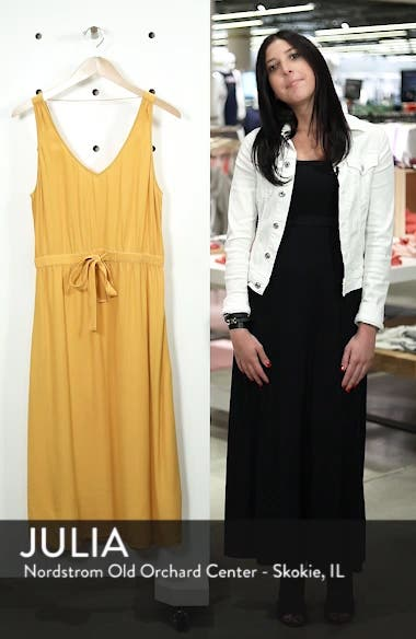 Blouson Tank Midi Dress, sales video thumbnail