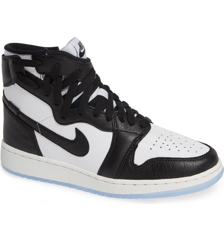 half off 11ab7 acf70 Air Jordan 1 Rebel XX High Top Sneaker