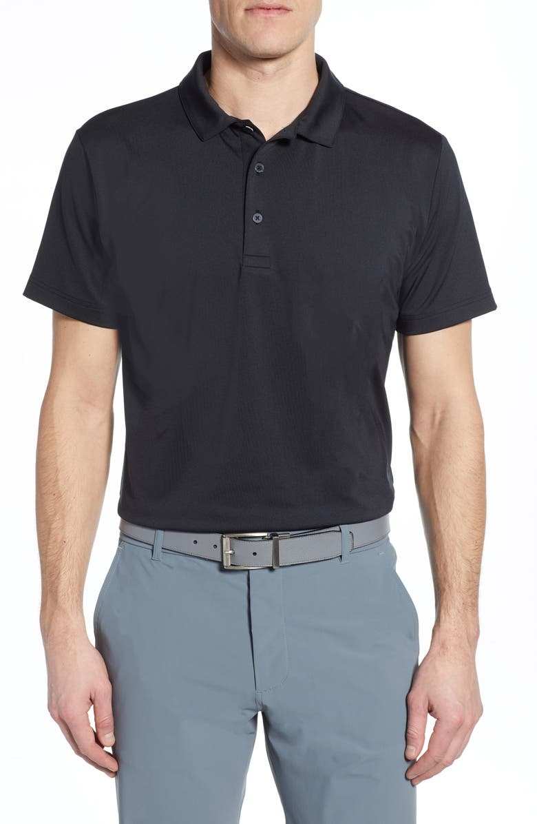 MIZZEN+MAIN Phil Mickelson Performance Golf Polo, Main, color, ANTHRACITE