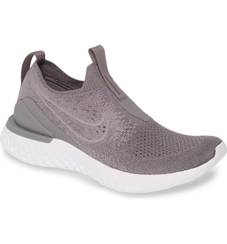 hot sale online f95ba ec0e9 Epic Phantom React Flyknit Running Shoe