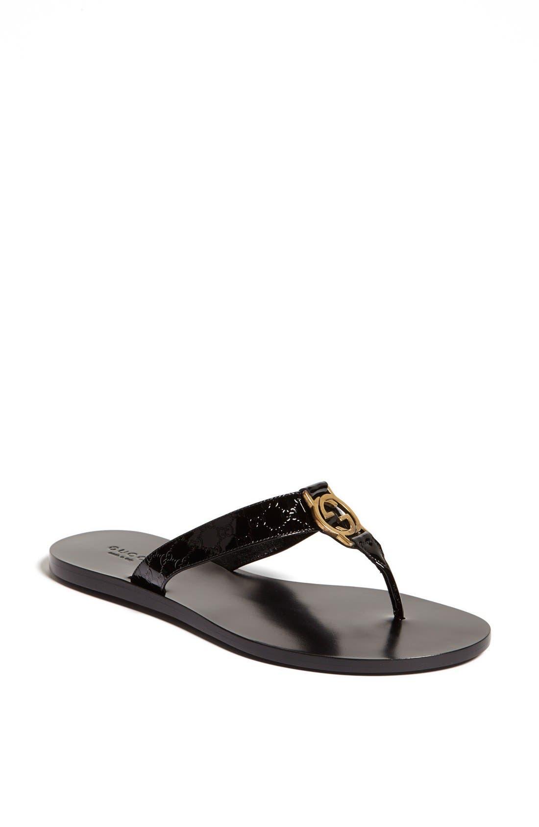 Gucci Thong Sandal | Nordstrom