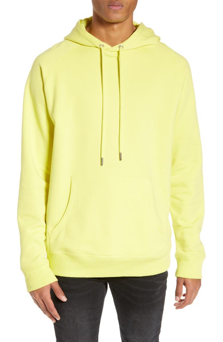 DIESEL<SUP>®</SUP> S-GIM-HOOD-A Raglan Hooded Sweatshirt, Main, color, 700