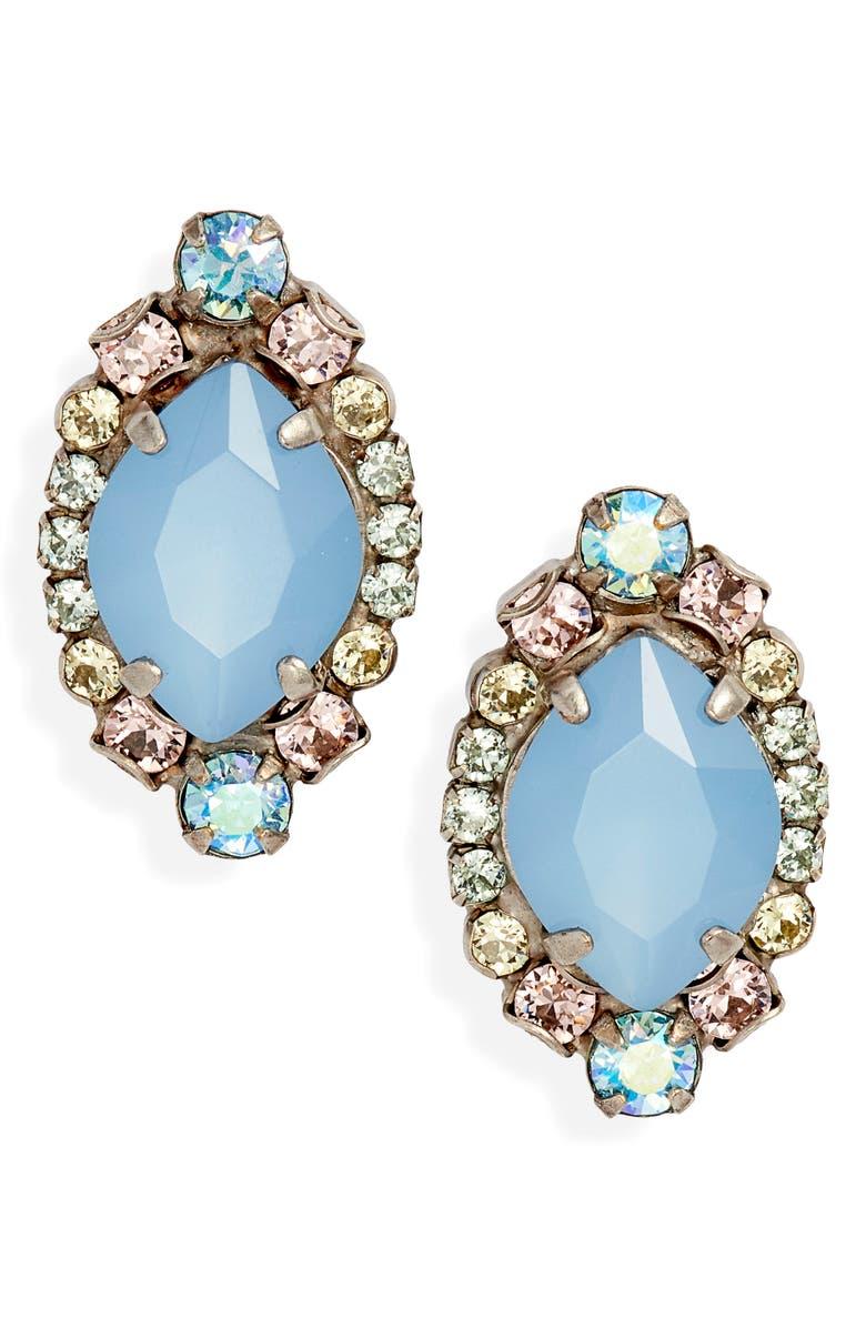 SORRELLI Eustoma Earrings, Main, color, 400