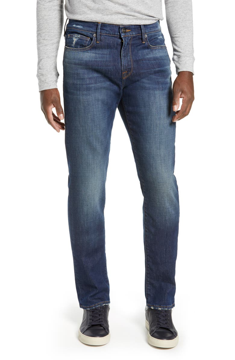 FRAME 'L'Homme' Slim Fit Jeans, Main, color, MURDY