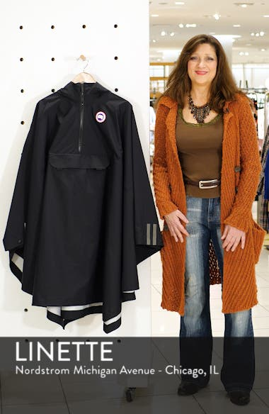 Classic Fit Field Poncho, sales video thumbnail