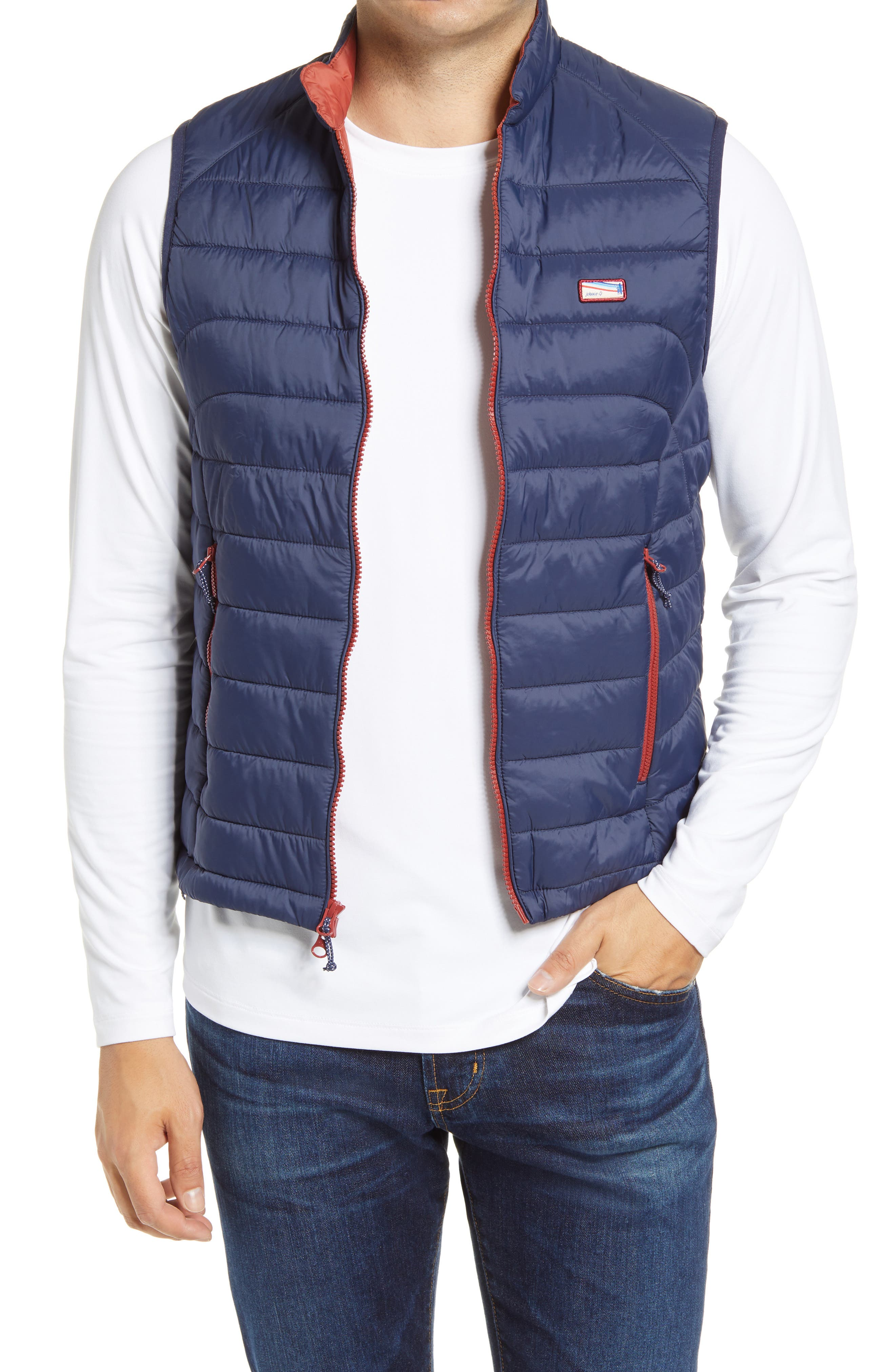 Hudson Classic Quilted Nylon Vest