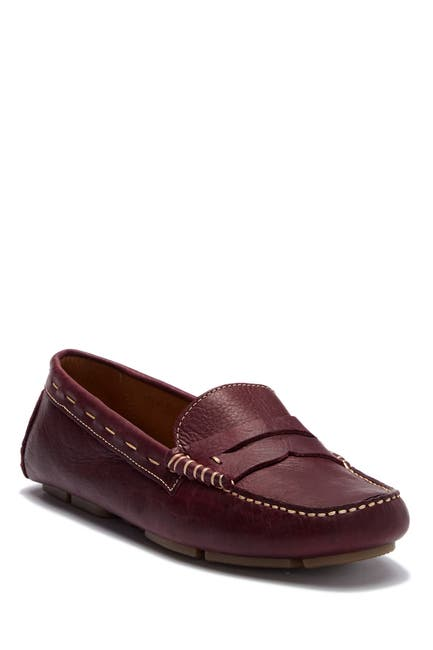 Image of G.H. Bass and Co. Patricia Leather Penny Loafer
