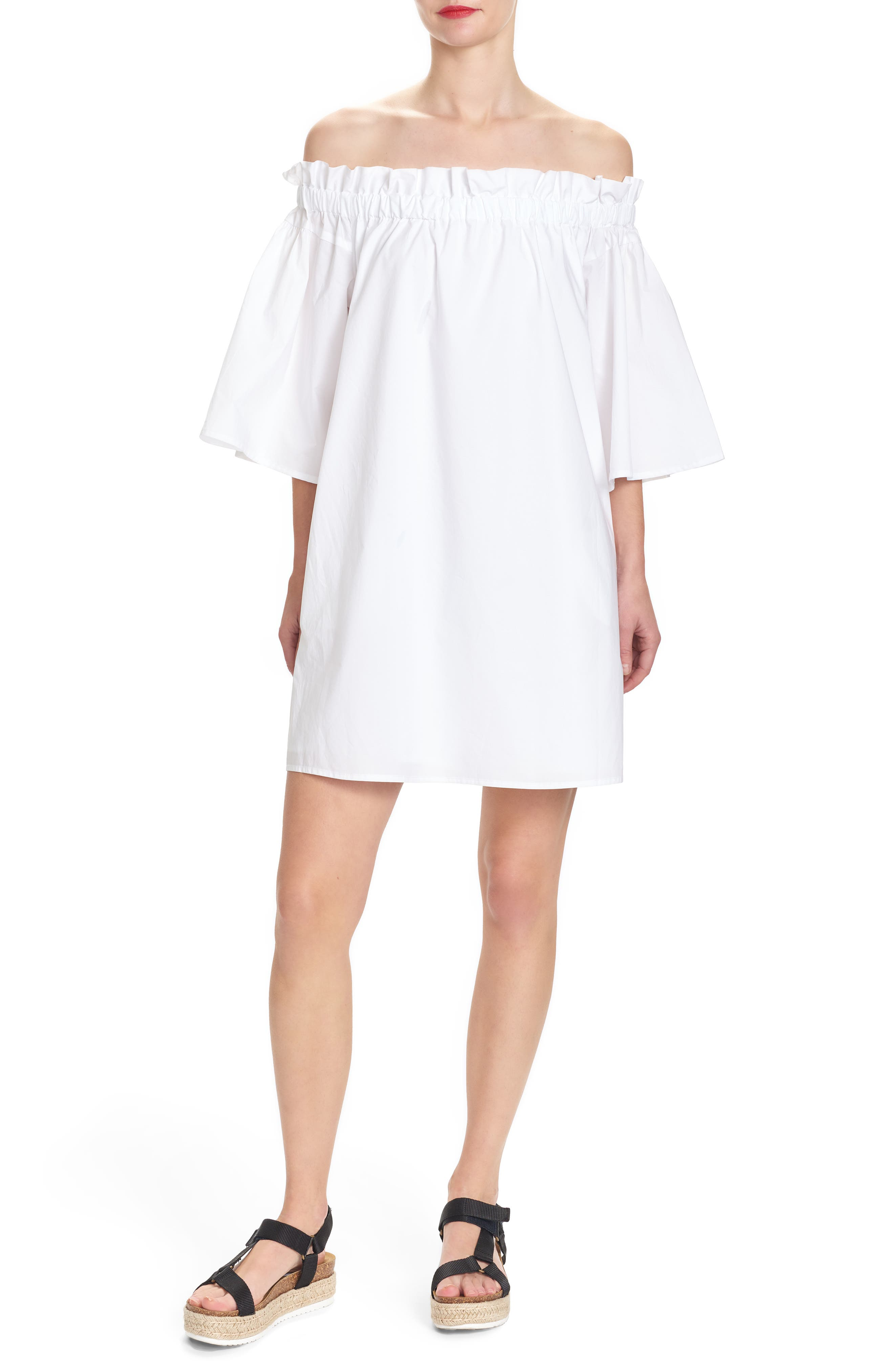 Mary Off The Shoulder Dress