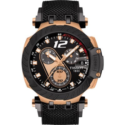 Tissot T-Race Motogp Nylon Strap Watch 4m