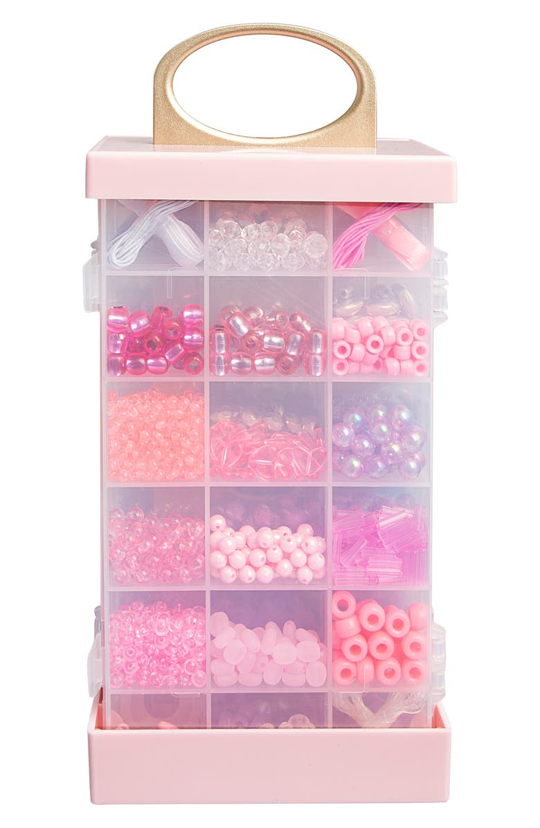 FAO SCHWARZ Toy Jewelry Kit with Case, Main, color, 650