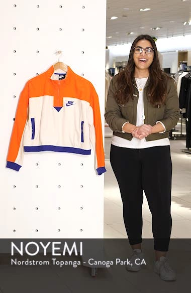 Sportswear Women's Half Zip Top, sales video thumbnail