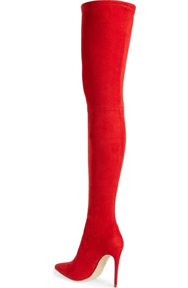 3b0e2fc4e4e Dominique Thigh High Boot