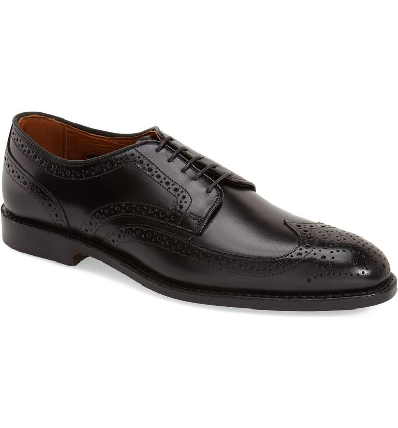 ALLEN EDMONDS 'Madison Park' Wingtip, Main, color, 001