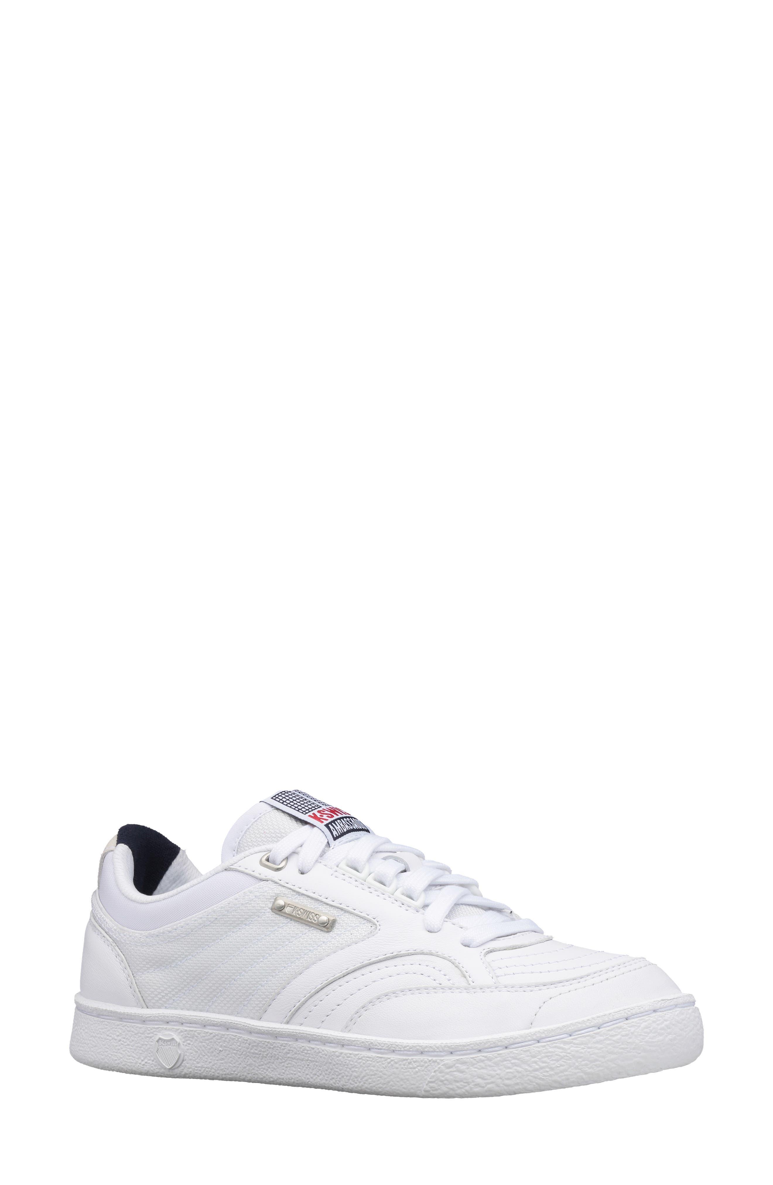 Ambassador Elite Tennis Sneaker