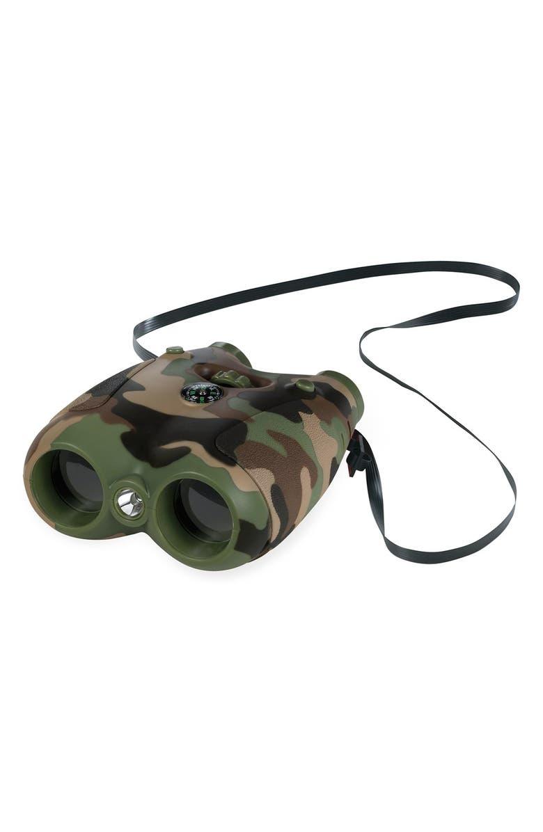 SAFARI LTD. Camouflage Binoculars, Main, color, NO COLOR