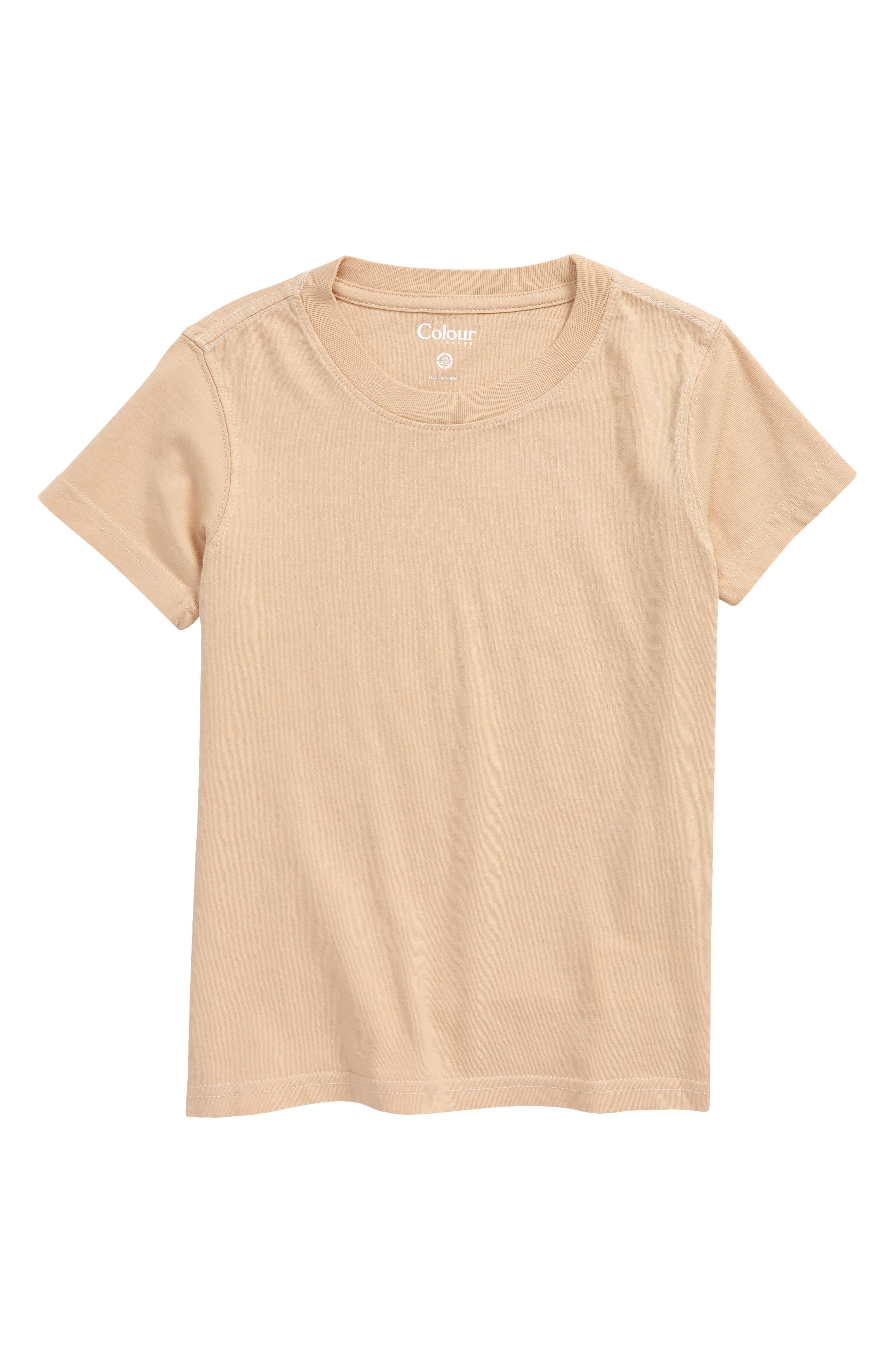 Kids' Crewneck T-Shirt
