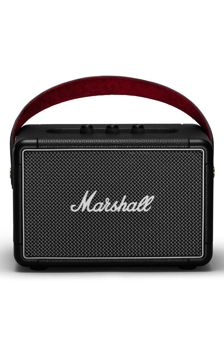 MARSHALL Kilburn II Portable Bluetooth<sup>®</sup> Speaker, Main, color, BLACK