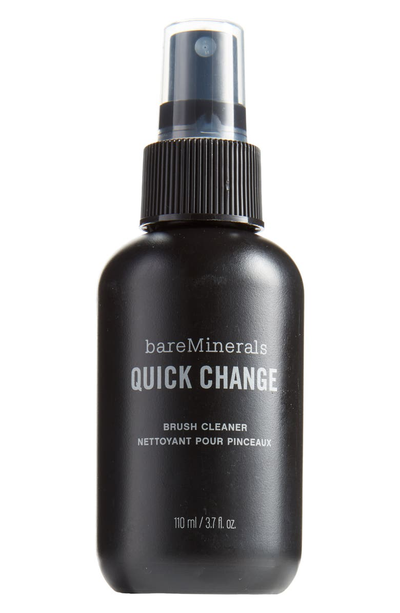 BAREMINERALS<SUP>®</SUP> Quick Change Brush Cleaner Spray, Main, color, NO COLOR