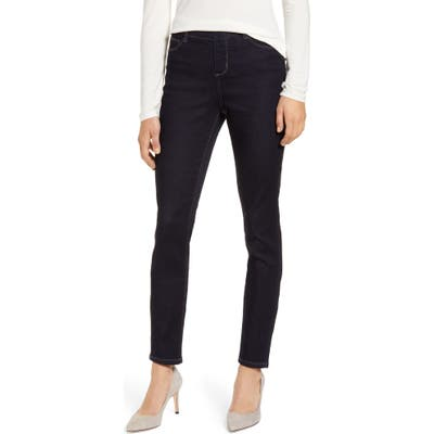 Jag Jeans Bryn High Waist Pull-On Skinny Jeans, Blue
