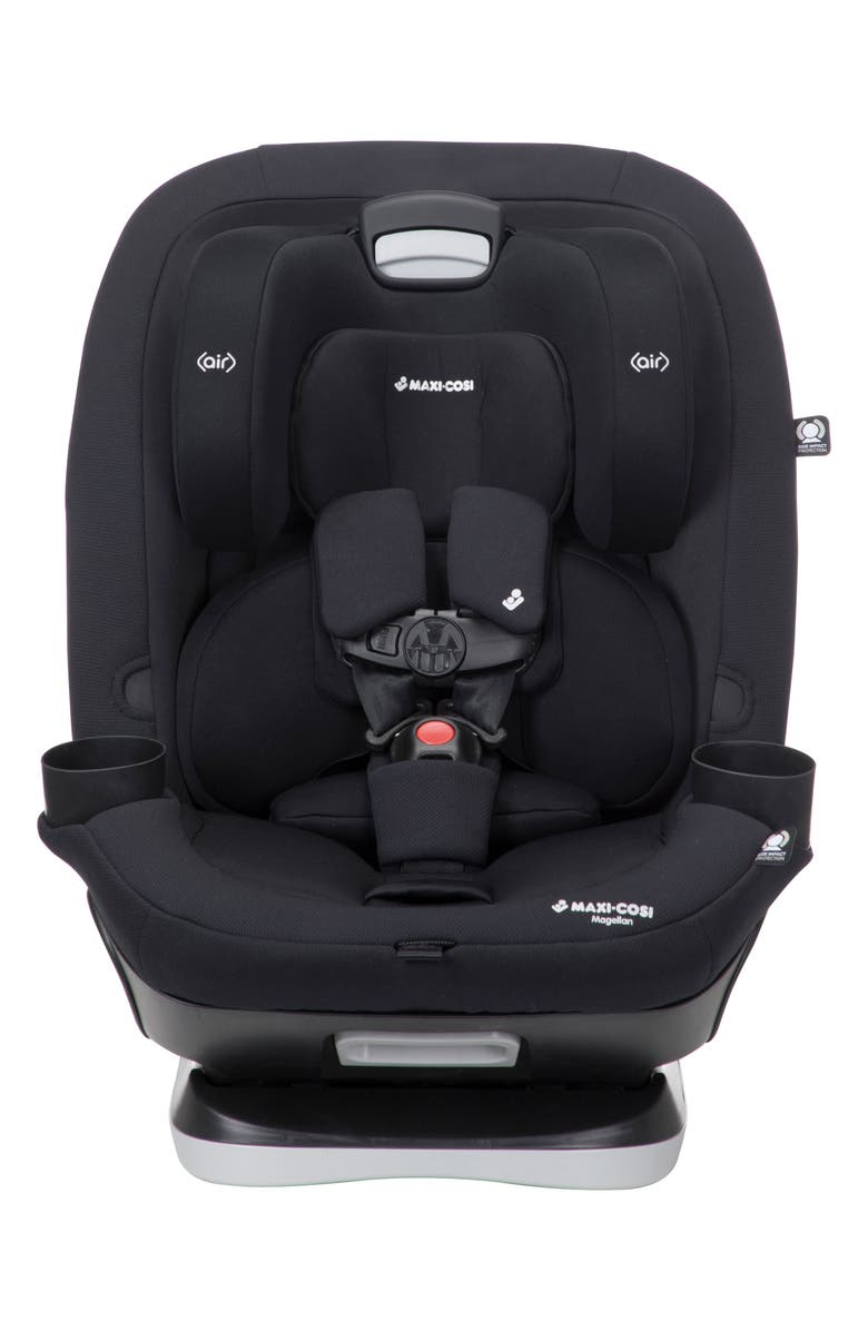 MAXI-COSI<SUP>®</SUP> Magellan 5-in-1 Convertible Car Seat, Main, color, NIGHT BLACK