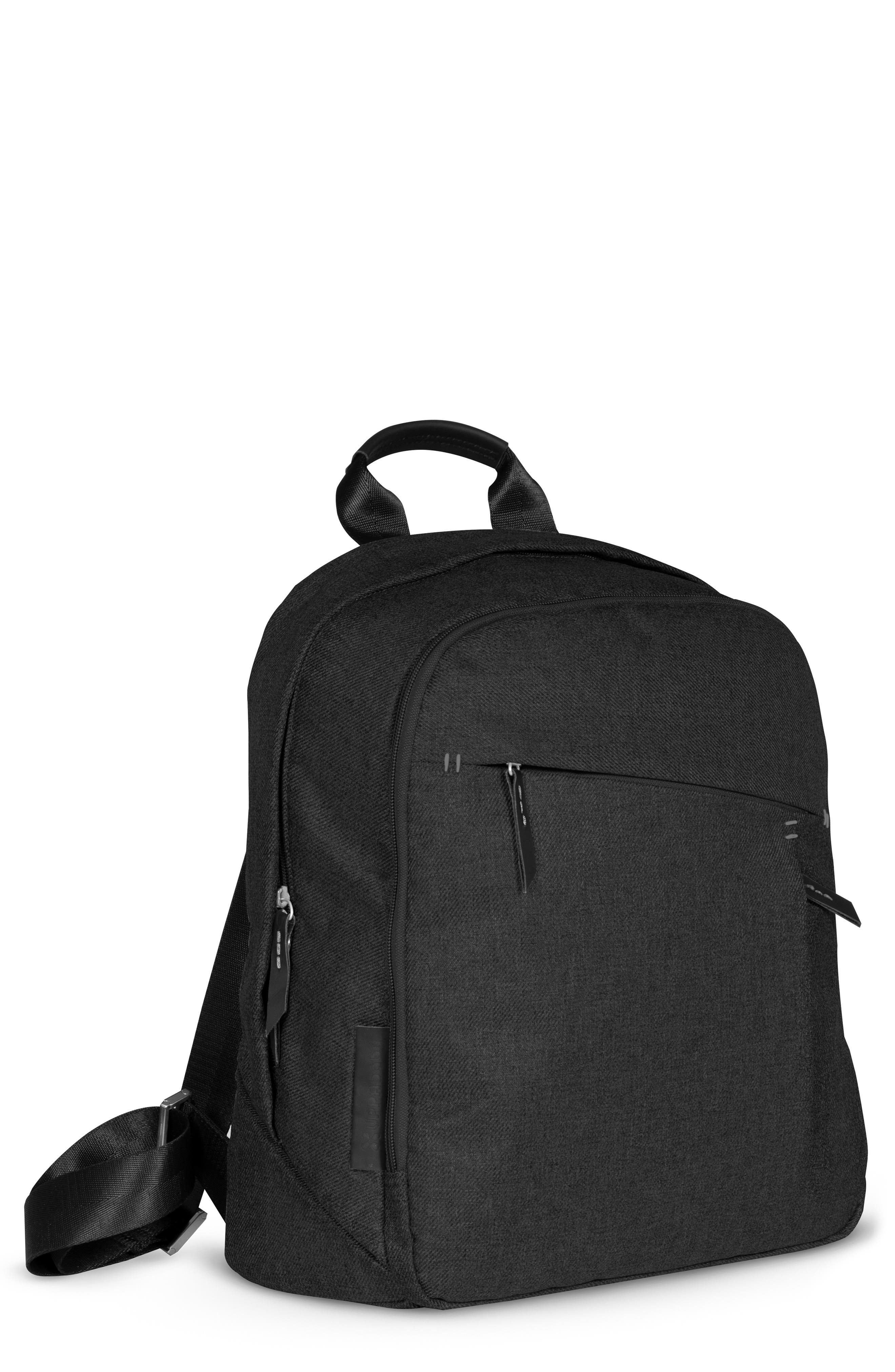 Infant Uppababy Diaper Changing Backpack  Black