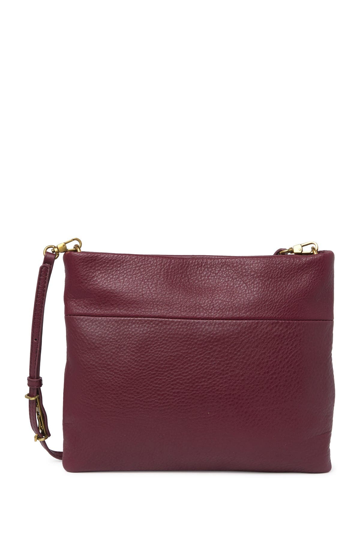 Image of THE SAK COLLECTIVE Tomboy Convertible Leather Clutch