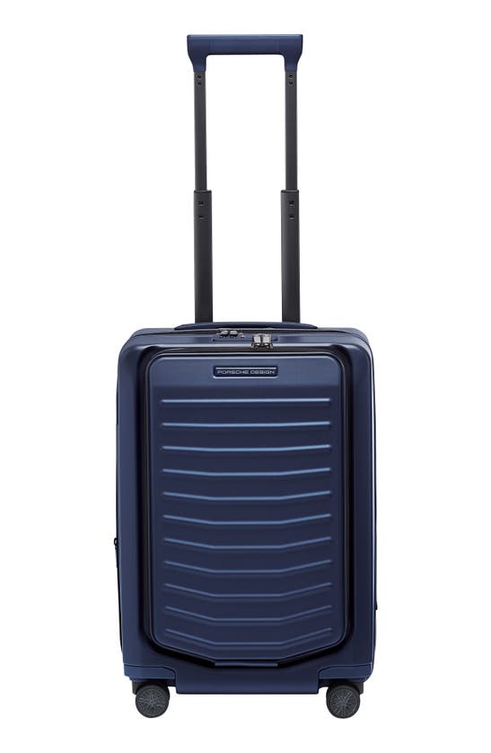 Porsche Design ROADSTER CARRY-ON EXPANDABLE 21-INCH SPINNER SUITCASE