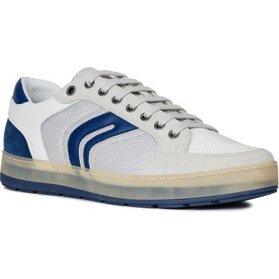 Geox Ariam 12 Sneaker, White
