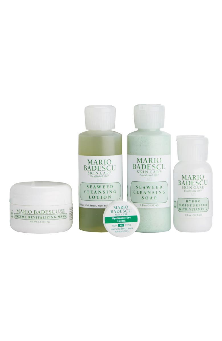 MARIO BADESCU Regimen Kit for Combination/Dry Skin, Main, color, 000